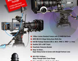 #17 untuk Sales Email Brochure Design for Waywest Lighting & Camera Inc. oleh smarttaste