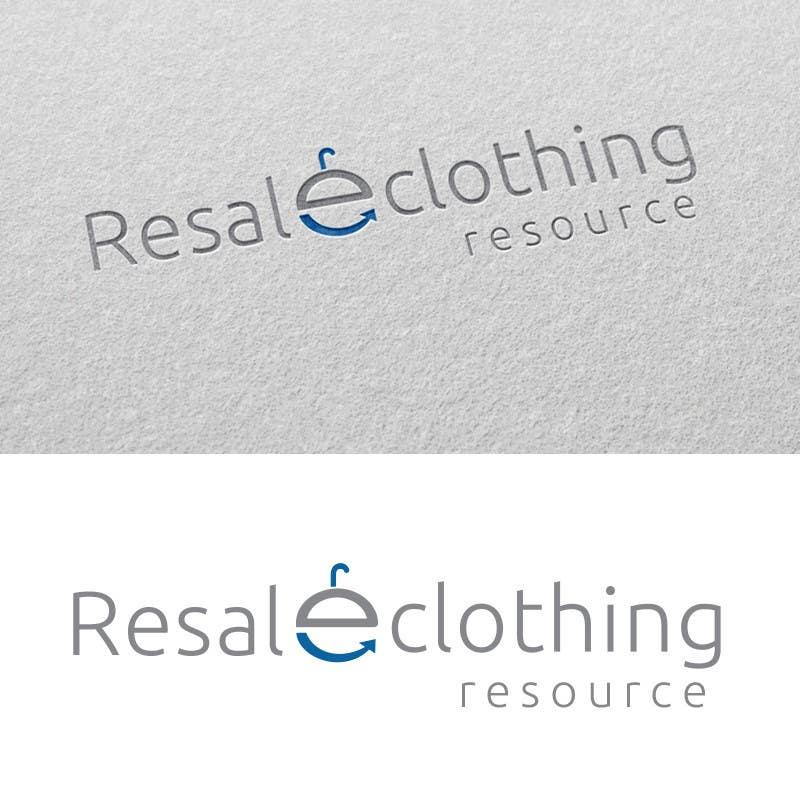 Kilpailutyö #40 kilpailussa Design a Logo for  Resale Clothing Resource
