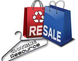 #50 para Design a Logo for  Resale Clothing Resource por Deark