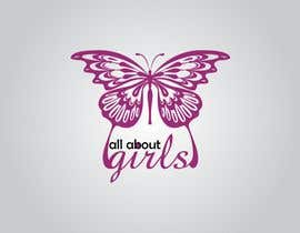 #260 para Logo Design for All About Girls por puthranmikil