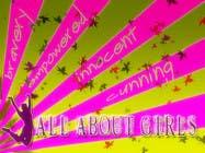 Kandidatura për Graphic Design #41 për Logo Design for All About Girls