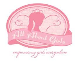 Nambari 259 ya Logo Design for All About Girls na Djdesign