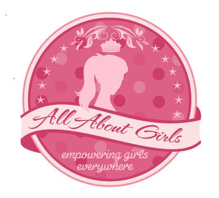 Participación en el concurso Nro.254 para Logo Design for All About Girls