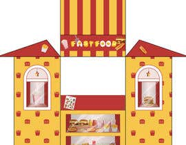 #24 for Children's Play Time Tent Design af SaranyaKrish