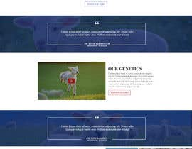 #3 for Design a Website Mockup - Glenowra by aryamaity