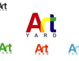 #305 para Design a Logo for Art Yard por rimskik