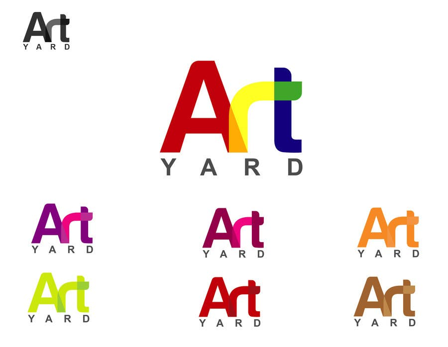 #316 for Design a Logo for Art Yard by rimskik