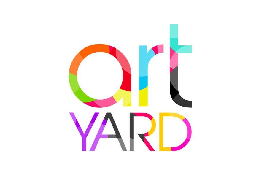 #370 for Design a Logo for Art Yard by helenasdesign