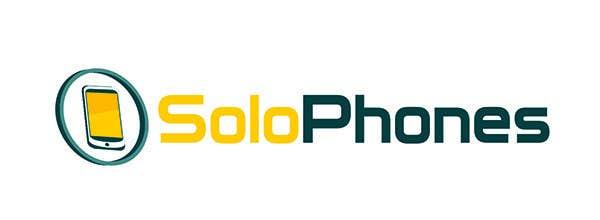 Kilpailutyö #26 kilpailussa Solo Phones   Logo Design Contest
