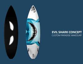 Agshana tarafından surfboard graphics için no 36