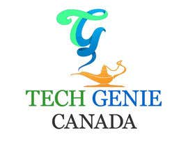 #33 for Design a Logo for Tech Genie Canada by sabeshkumar