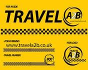 Graphic Design Kilpailutyö #101 kilpailuun Design a Logo for taxi company