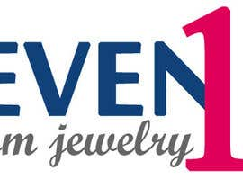 #42 para Logo Design for Jewelry shop - repost por rkdesign4u