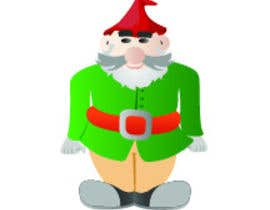 #48 para Gnome Illustration Design por design4967