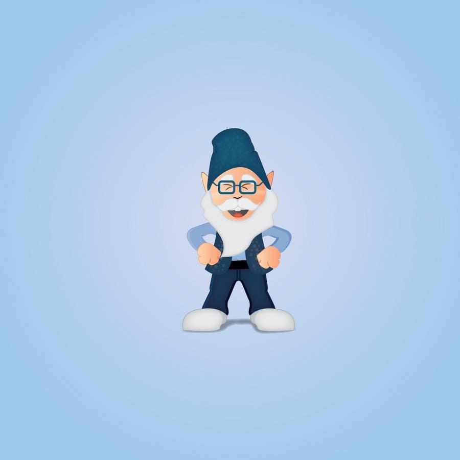 Kilpailutyö #15 kilpailussa Gnome Illustration Design