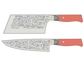 AtelierD tarafından I need a Grafik Design to etch on my Kickstarter Knife Series için no 12