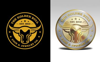 #289 for Design a Logo for Coin Jewelry brand by suneshthakkar