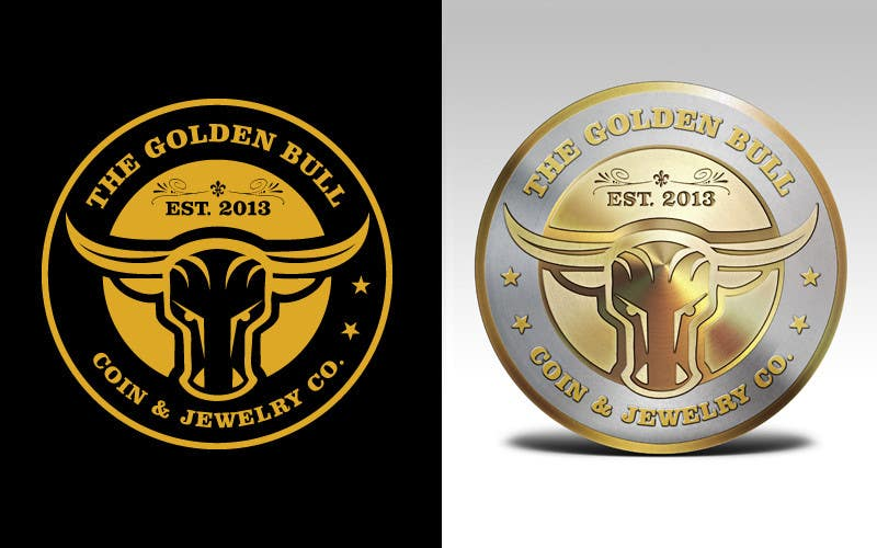 #307 for Design a Logo for Coin Jewelry brand by suneshthakkar