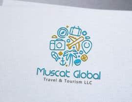 Nro 8 kilpailuun Design Logo for Travel & Tourism Agency käyttäjältä docmlm