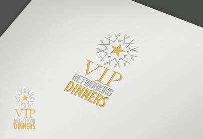 Graphic Design Contest Entry #90 for Design a Logo for Vip networking dinners