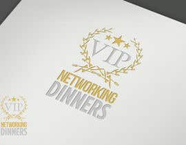#189 for Design a Logo for Vip networking dinners by grafkd3zyn