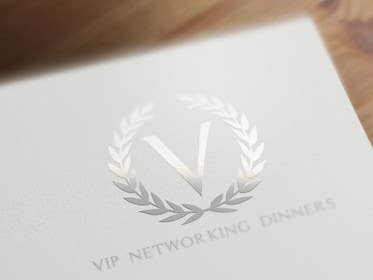 Graphic Design Contest Entry #75 for Design a Logo for Vip networking dinners