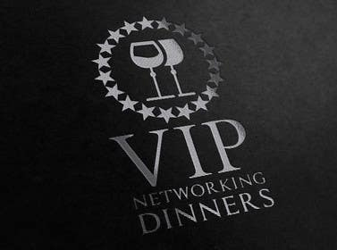 Graphic Design Contest Entry #157 for Design a Logo for Vip networking dinners