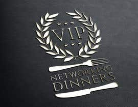 #160 for Design a Logo for Vip networking dinners af helenasdesign