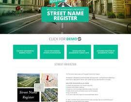 Makkina tarafından Design & Develop --  Web page, Email template için no 5