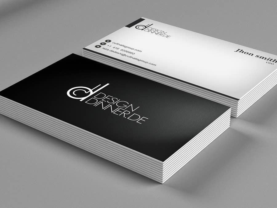 #11 for Create Business set (Paper, Business Cards,..) for Company by Artimization