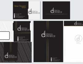 #10 para Create Business set (Paper, Business Cards,..) for Company por luthfialanshar