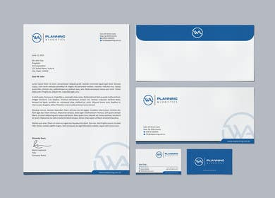 Image of                             Stationary: Letterhead, Business...