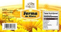 Contest Entry #18 for Label design for Honey Jar (eticheta miere)