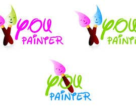 #85 untuk Logo for kids paintings/sketches gallery (web-site) oleh janithnishshanka
