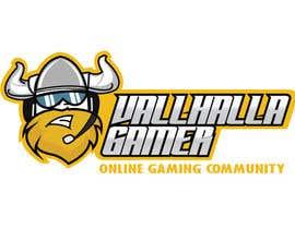 Nro 94 kilpailuun Redesign Logo For Valhalla Gamer käyttäjältä Hamnajaffery