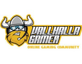 Hamnajaffery tarafından Redesign Logo For Valhalla Gamer için no 94