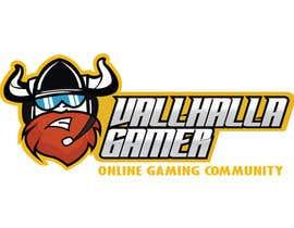 Nro 98 kilpailuun Redesign Logo For Valhalla Gamer käyttäjältä Hamnajaffery