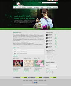 #11 cho Logo & website PSD design bởi kreativeminds