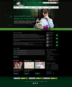 #25 cho Logo & website PSD design bởi kreativeminds