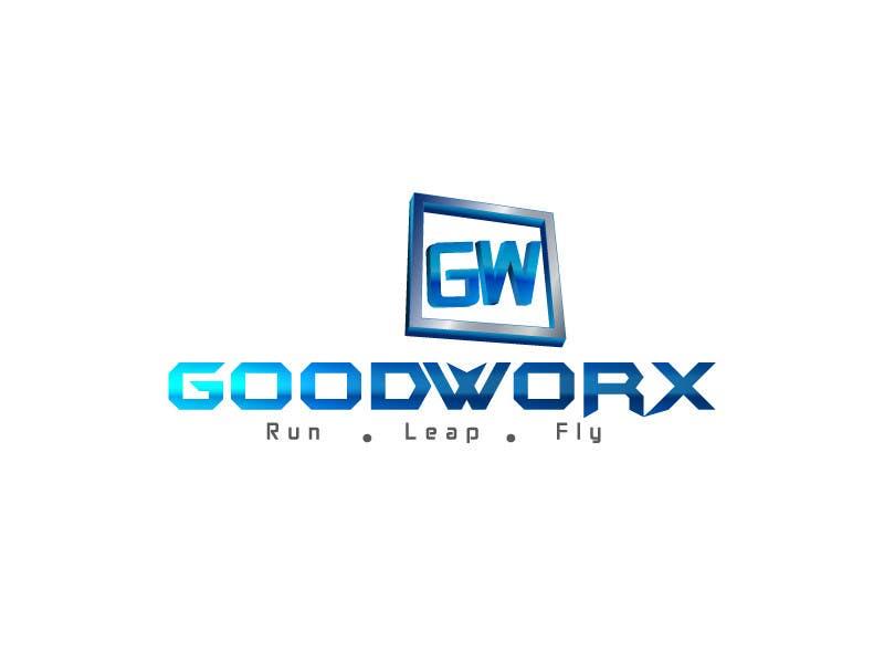 Inscrição nº 570 do Concurso para Logo Design for Goodworx