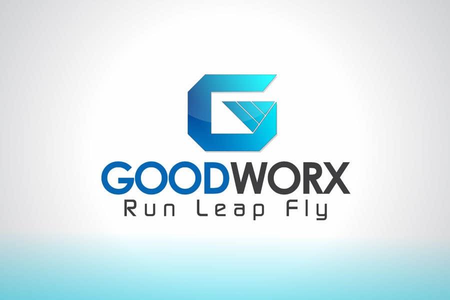 Inscrição nº 599 do Concurso para Logo Design for Goodworx