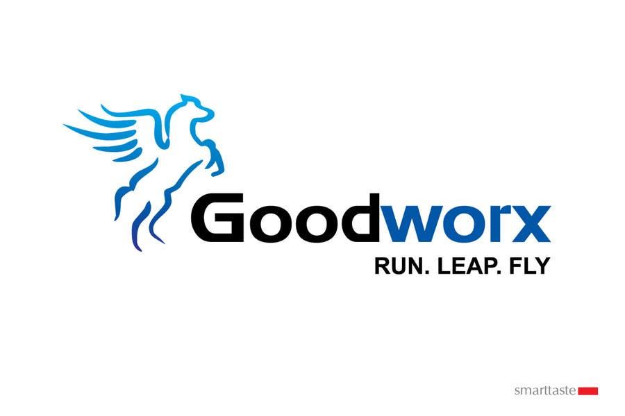 Penyertaan Peraduan #715 untuk Logo Design for Goodworx
