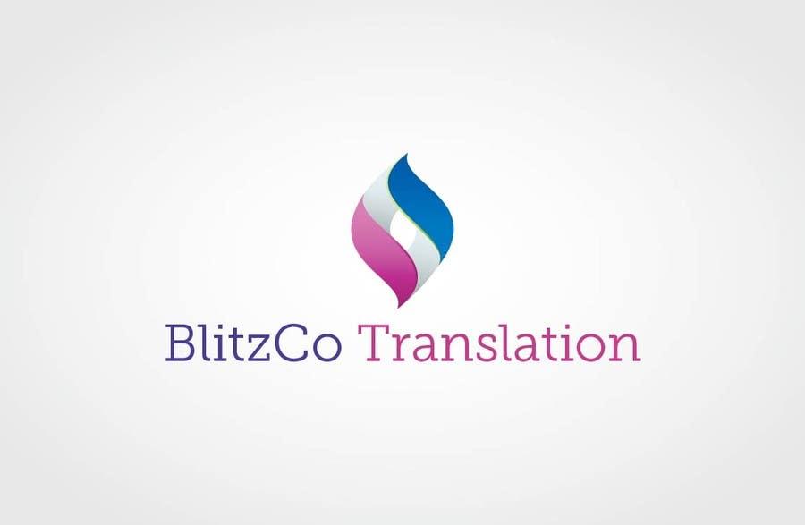 Konkurrenceindlæg #2 for Design a Logo for a Translation Comapany