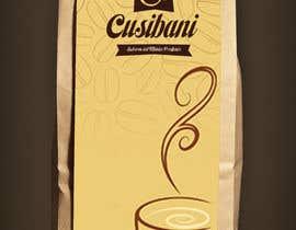 #2 para Necesito algo de diseño gráfico para una etiqueta de cafe por NicolasFragnito