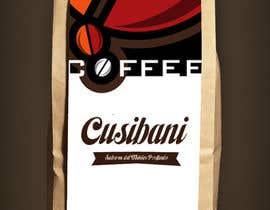 #10 para Necesito algo de diseño gráfico para una etiqueta de cafe por NicolasFragnito