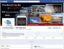 #4 for Facebook cover series af ahmedzaghloul89