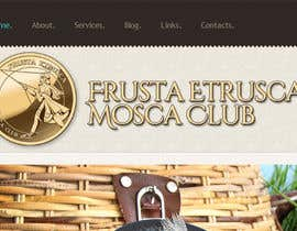 #36 for Design vector Logo for 'Frusta Etrusca Mosca Club' af krishna14anadh
