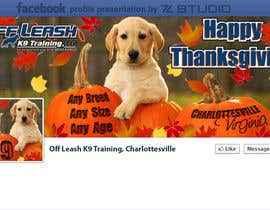 nº 14 pour Thanksgiving Facebook Banner and Profile Pic par Studio7L