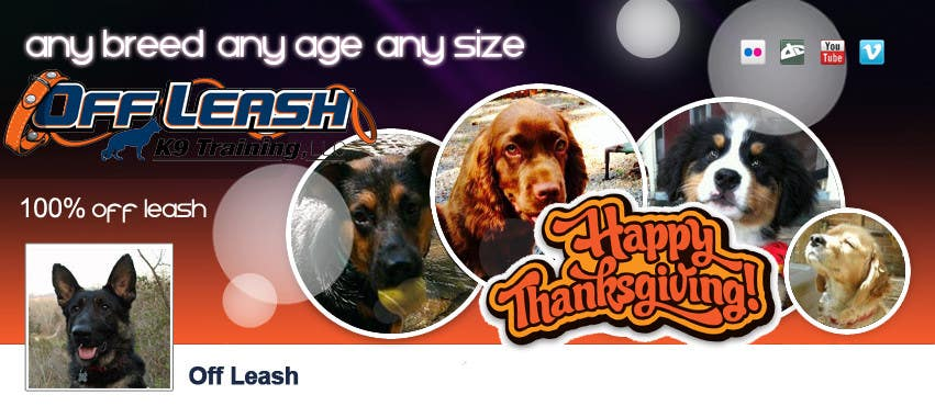 #2 for Thanksgiving Facebook Banner and Profile Pic by narina2014