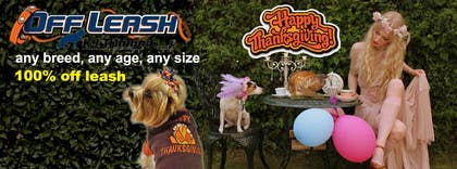 Graphic Design Contest Entry #22 for Thanksgiving Facebook Banner and Profile Pic